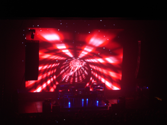 The Chemical Brothers @ Hammerstein Ballroom, NYC