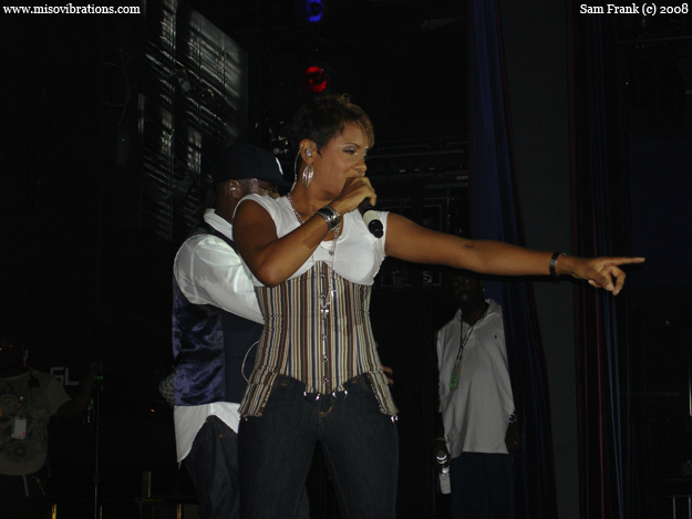 MC Lyte in NYC