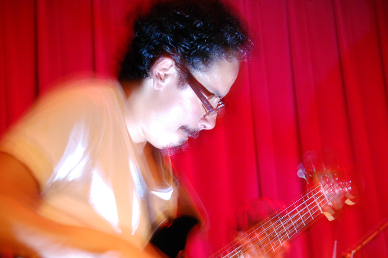 BLKTOP Project @ NYC Union Pool, Brooklyn, NYC [Photo by Sam Frank (c) 2008]