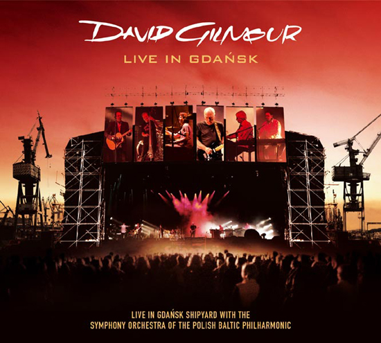 David Gilmour brings high hopes to Gdansk