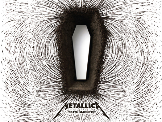 Metallica comes full circle with Death Magnetic