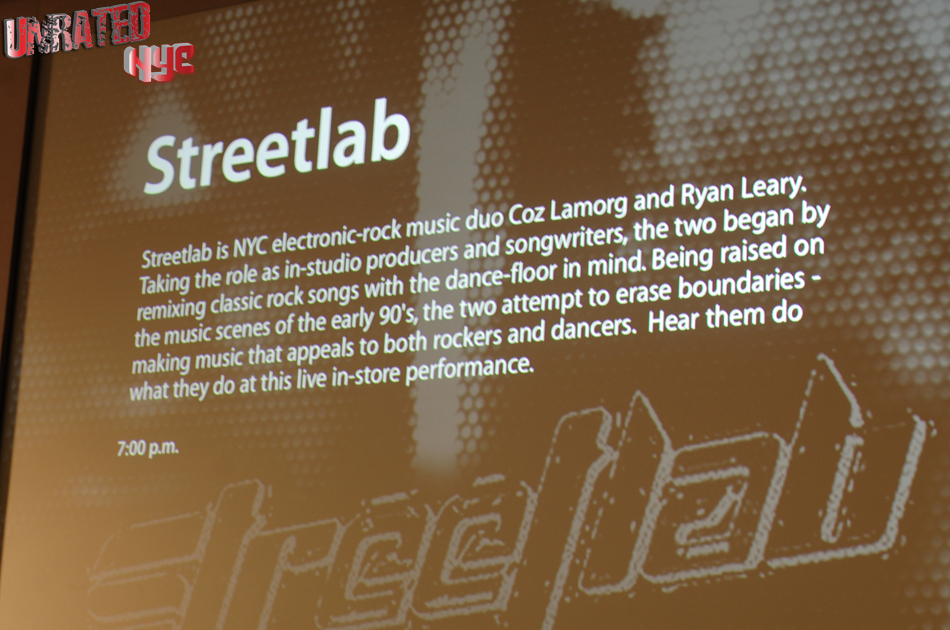 Streetlab: The Essence of Old School Remixed