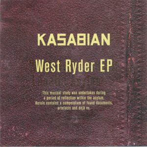 Kasabian channels Lunatic Fringe on new album