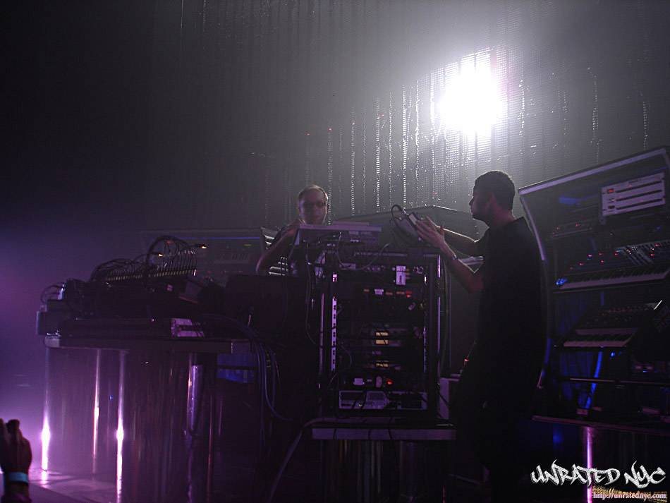 Chemical Brothers wreak Havoc on NYC