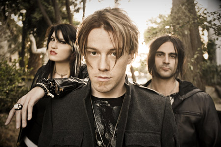 Sick Puppies Pump You Up with Tri-Polar