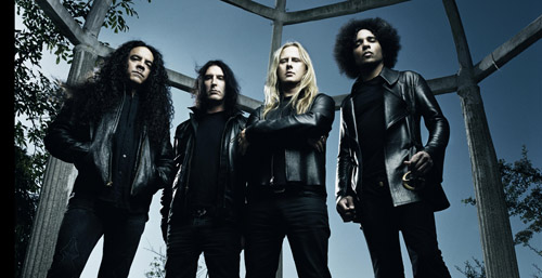 Alice In Chains Gives Way to Second Coming