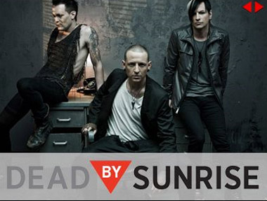 Dead By Sunrise crawls out of Linkin Park's ashes