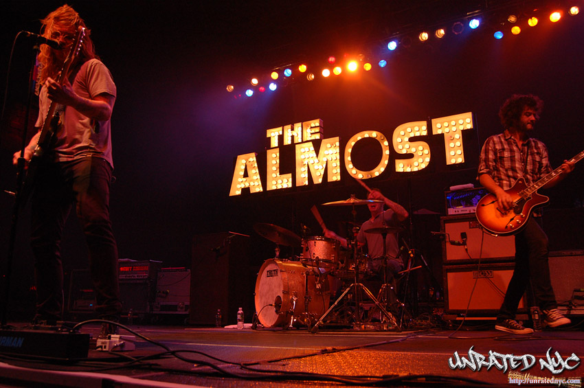 Getting Down & Dirty with The Almost