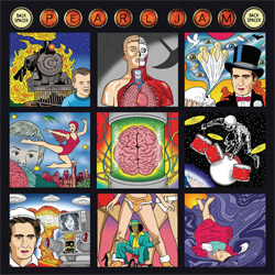 Pearl Jam's Backspacer has got some if you need it