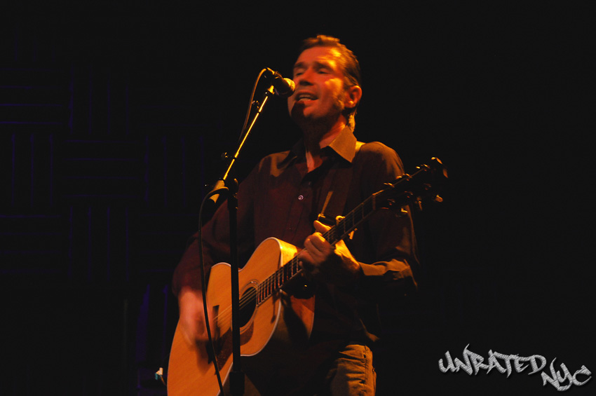 Justin Currie takes Joe's Pub through The Great War