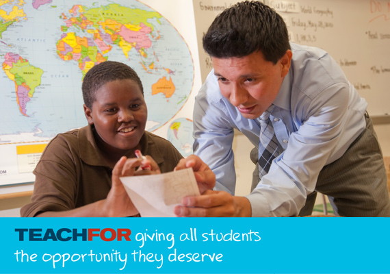 Why Teach For America?