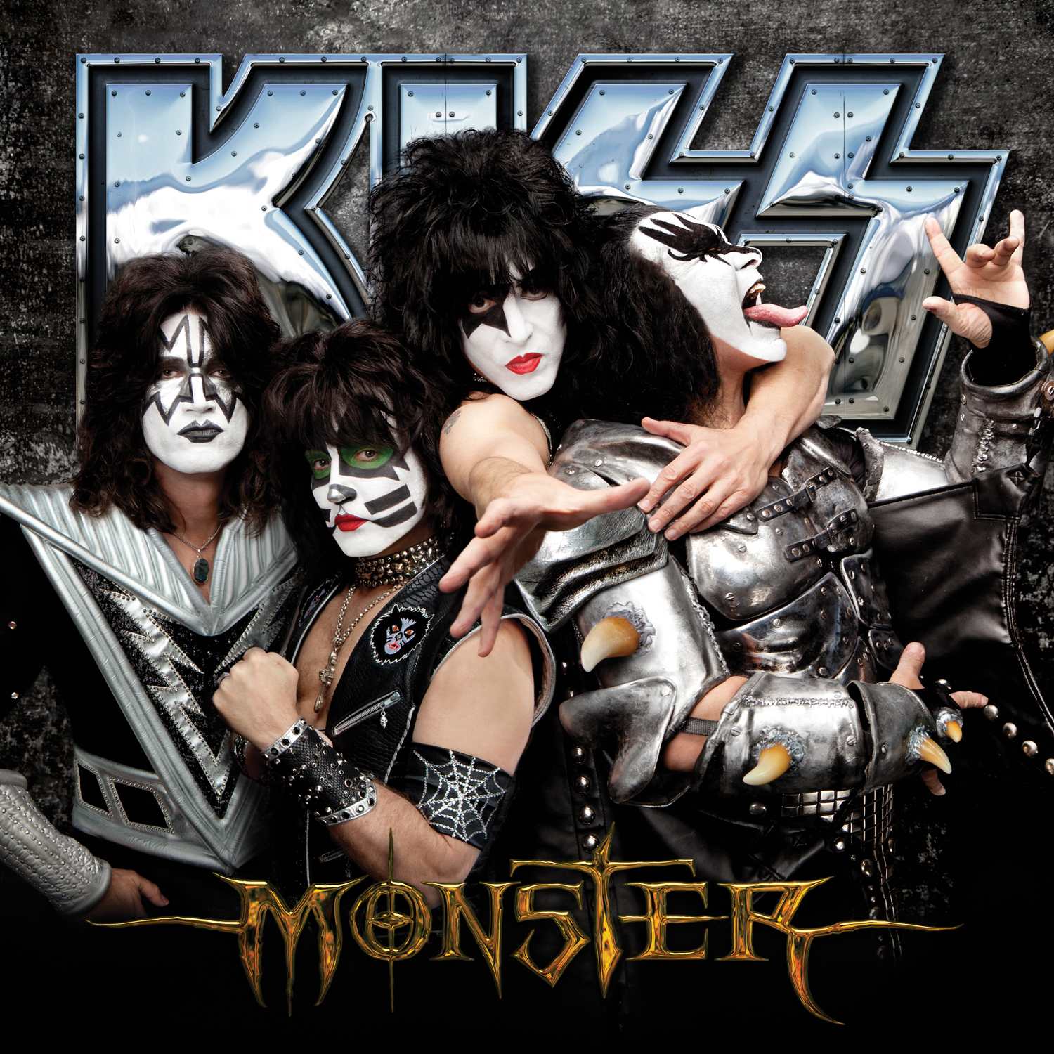 KISS Makes a 'Monster' New Album